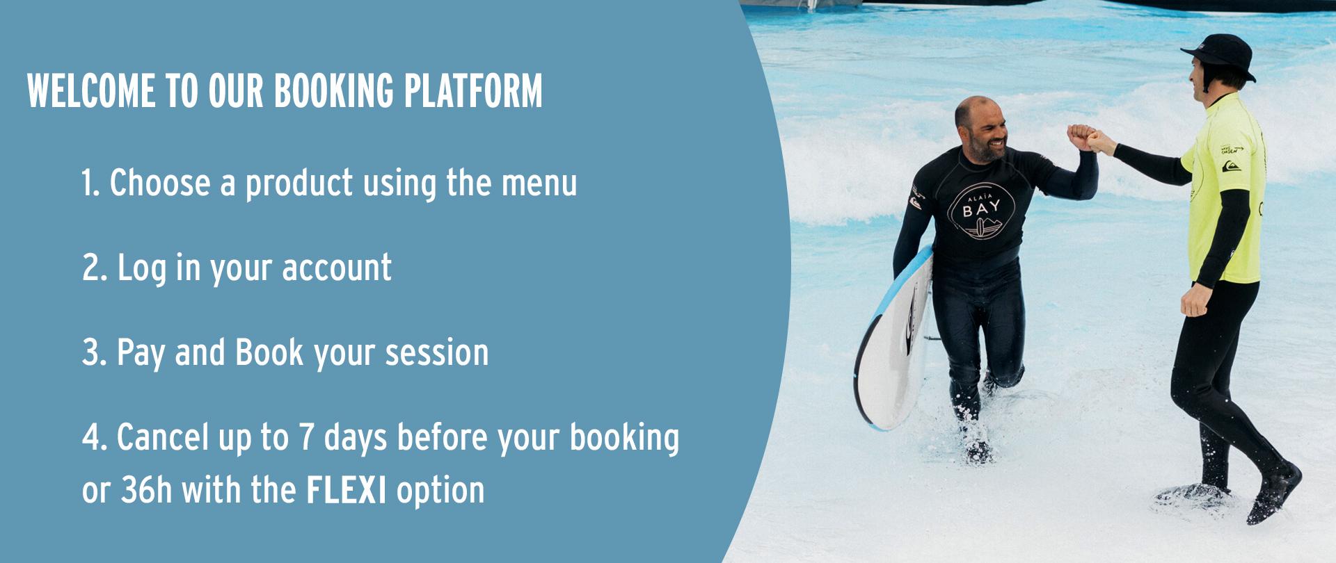 booking alaia bay